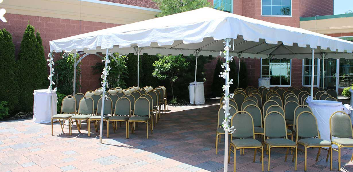 The Courtyard - Michael's Catering & Banquets