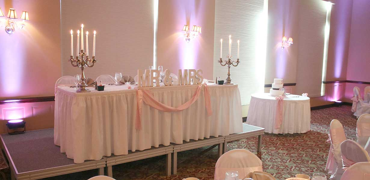 The Emerald Room - Michael's Catering & Banquets