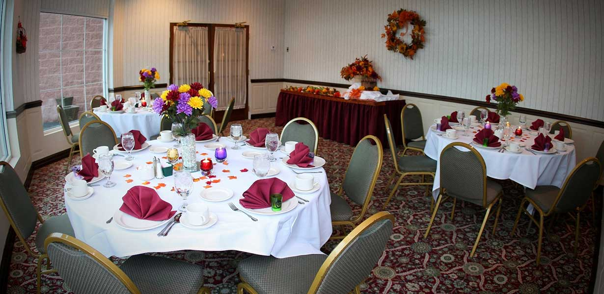 The Onxy Room - Michael's Catering & Banquets