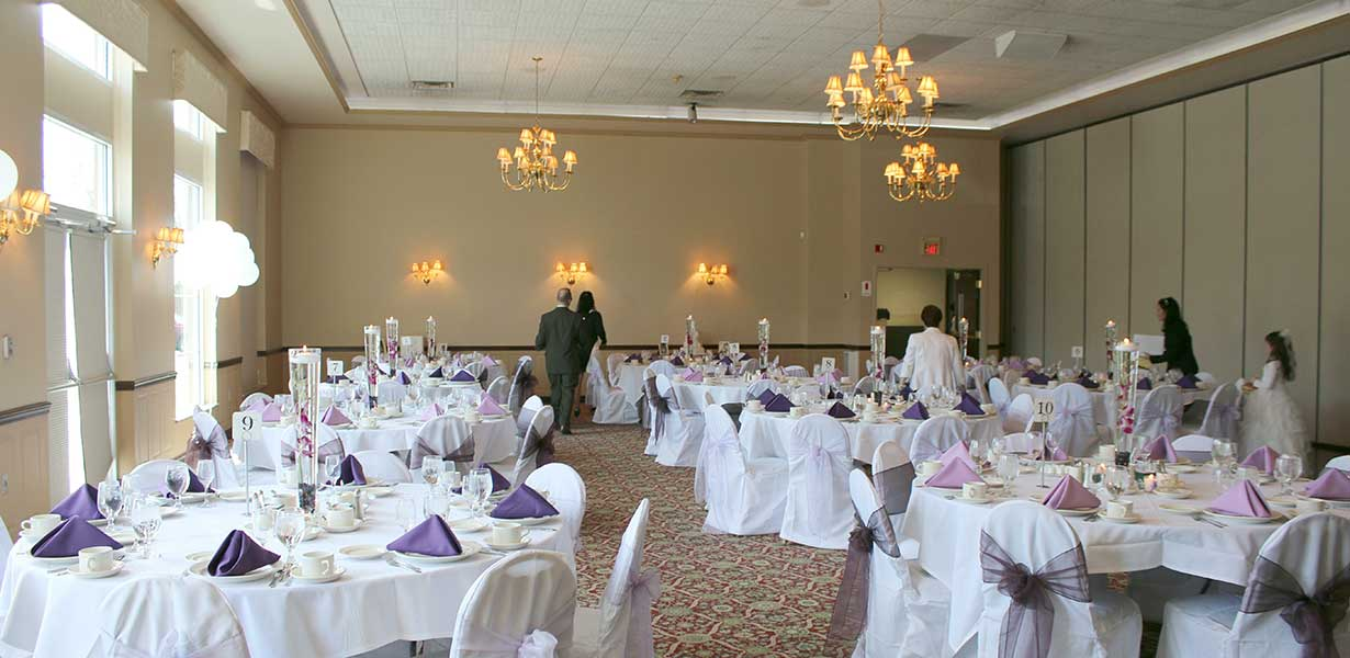 The Ruby Room - Michael's Catering & Banquets