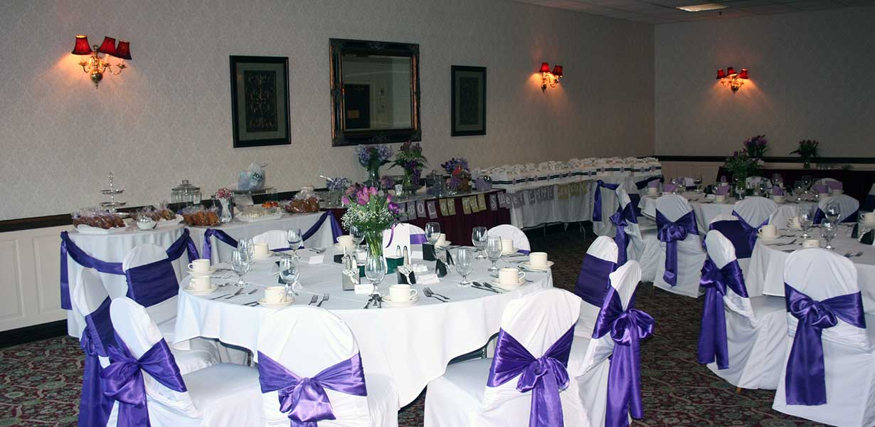 The Sapphire Room - Michael's Catering & Banquets