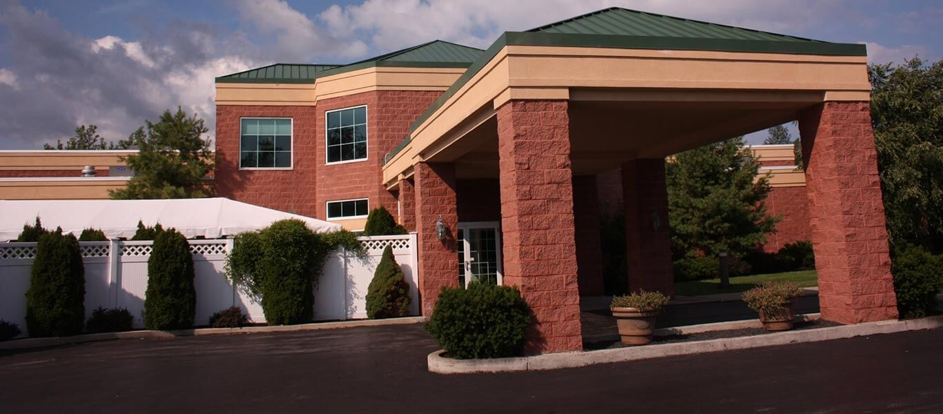 michael's catering & banquets exterior