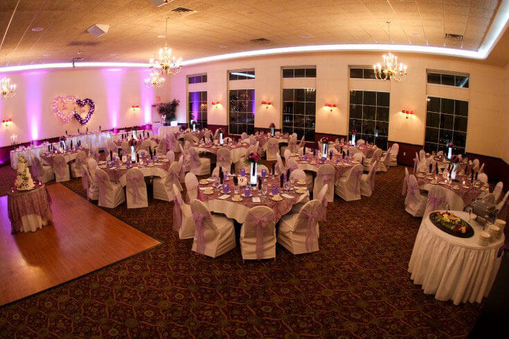 Michaels catering banquets michaels banquet room junglespirit Choice Image