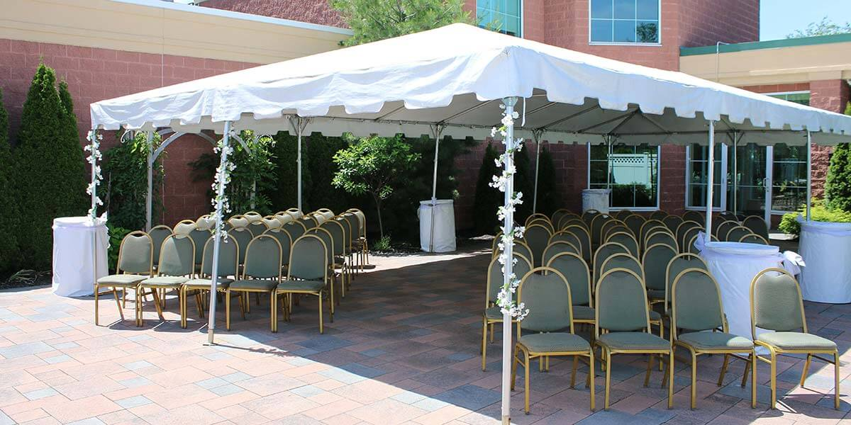 Wedding Ceremonies at Michael's Catering & Banquets